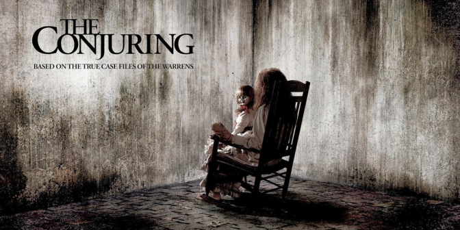 The Conjuring — Worth Every Gasp..