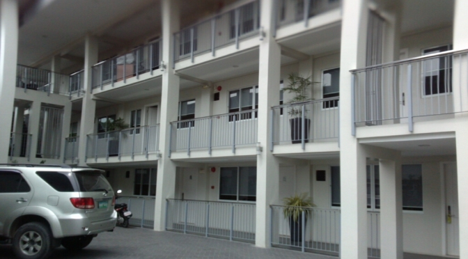 A Nice Stay at Zpad Residences Tacloban..