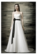 simple-white-satin-bridal-dress-with-black-sash_1358445047948