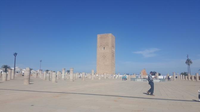 The Beauty of Rabat..