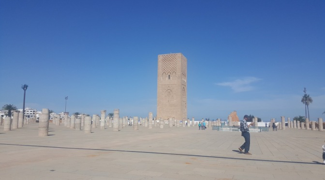 The Beauty of Rabat..