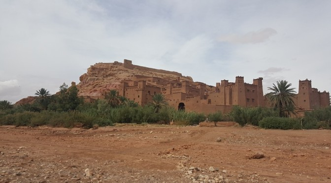 Heaven on Earth in Ait Ben Haddou..