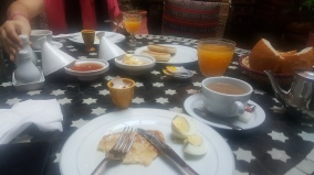 Delish Breakfast..