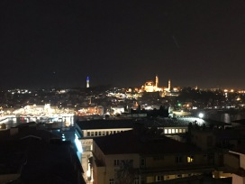 View from Konak Cafe