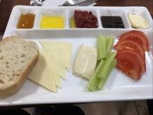 Breakfast Meal at Uludag