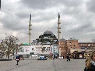 Suleymaniye (Sulaiman) Mosque